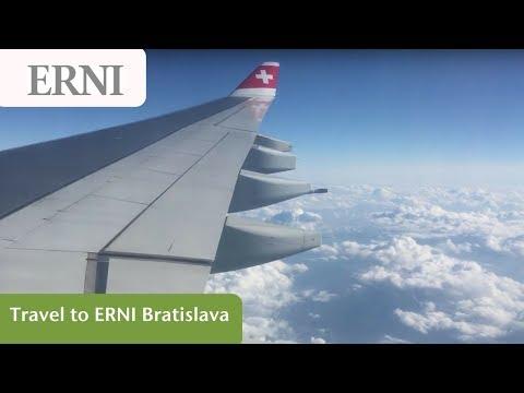 Travel to ERNI Bratislava
