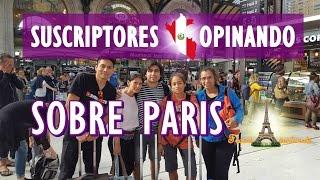 Peruanos en paris conoce paris como un local al ritmo de nuestros pies