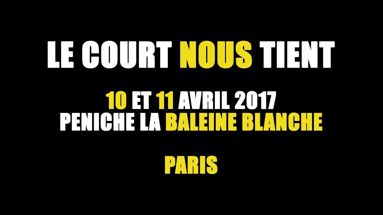Bande Annonce - Le Court Nous Tient - 6ème édition