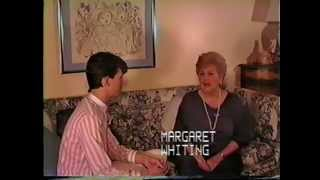 Margaret Whiting interviewed by Rian Keating, 1 of 4, Aug. 85