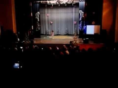 """Танцевальный коллектив """"Олимп"""" г. Велиж, танец """"Машенькин сон"""" группа 6-14 лет"""