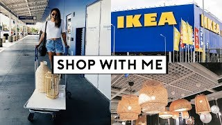 IKEA SHOP WITH ME! NEW FALL DECOR FOR 2019 | Nastazsa
