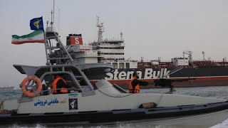 بومبيو: بريطانيا تتحمل مسؤولية الحفاظ على سفنها ولا نريد حربا مع إيران …