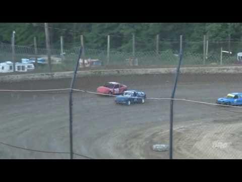 Moler Raceway Park   6.18.16   Crazy Compacts   Heat 1