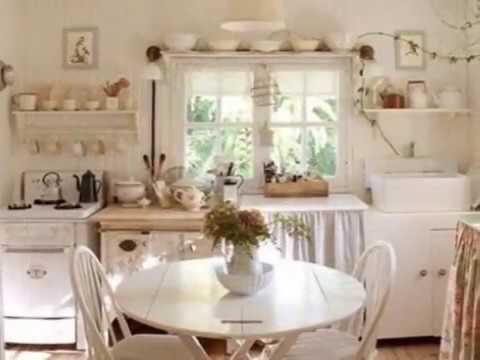 Decoracion shabby french nordico hoy cocinas youtube - Cocinas estilo shabby chic ...