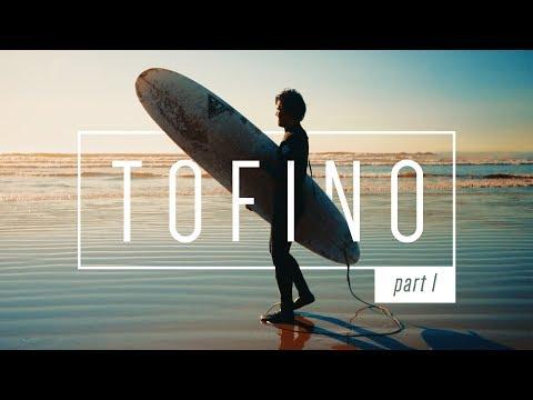Tofino Surfing - Vancouver Island Adventure