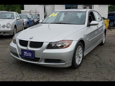 2006 BMW 3 Series 325i B&P Auto Sales