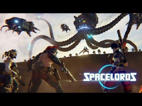 Spacelords получила кросс-платформенный мультиплеер между Xbox One и Steam