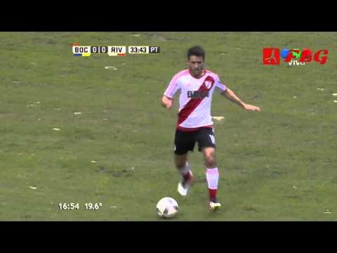 Lujo de Andrés D'alessandro - Boca VS River 2016.HD