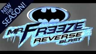 David Freese rides  Mr. Freeze: Reverse Blast at Six Flags St. Louis!