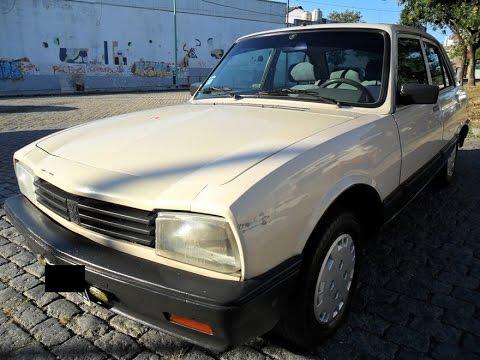 Peugeot 504 Sr Ii Diesel Ano 1992 Youtube