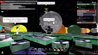 """ROBLOX Halo Creations, Creation #3 """"Lunar Base"""" Created by Twinblade88"""