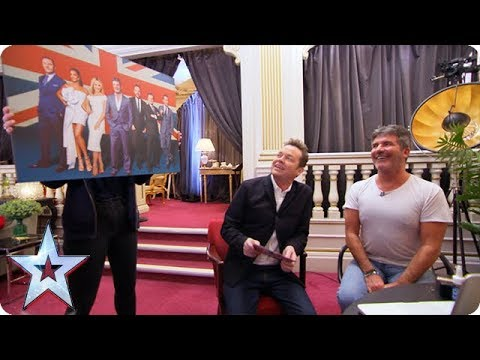 Which BGT Judge is most likely to go commando?! | BGMT 2018