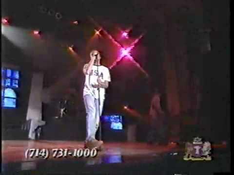 Audio Adrenaline on TBN (circa 1993) --
