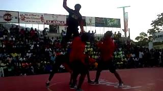 Let's Dance Haiti Live Performance at ASHBAC ( Team L Selection)