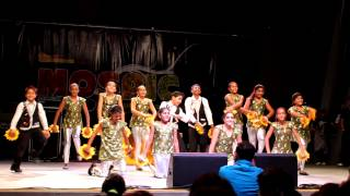 Rajesh Khanna Tribute: Mosaic Festival 2012:Shiamak Toronto PTSPB