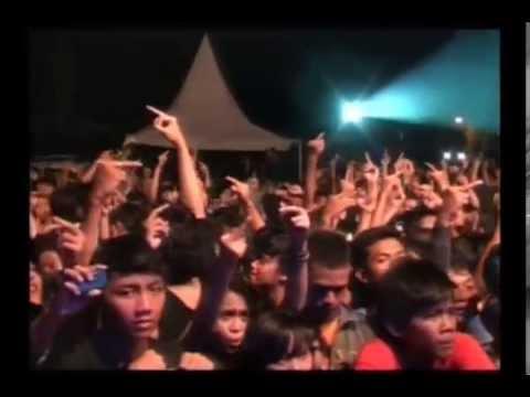 Captain Jack - Medley Postcard Untuk Tuhan - Hati Hitam - Pengkhianat ( Live Concert 2013 )
