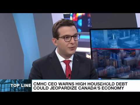 CMHC CEO warns critics ignoring 'drunken brew' of hot home prices, high debt levels