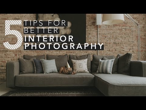 Bon 5 Tips For Shooting Interior Photography