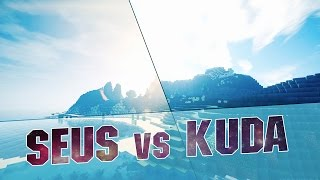 Minecraft Mods - SEUS vs. KUDA  - Which Shaders Mod Shaderpack is Better? - 1.8 / 1.7