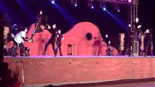 Life, Dicord and Symphony- A Dancicle, Boarding School, DPS Sonepat,NCR Delhi, Annual Event