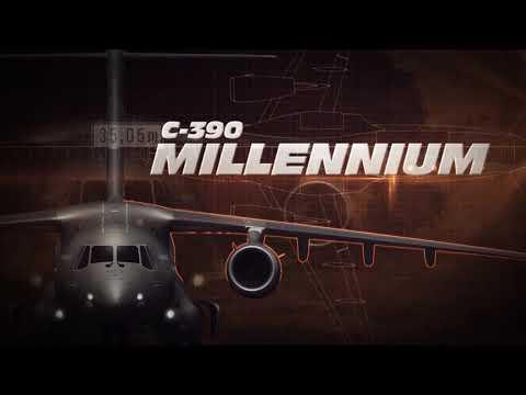 Episode 08: #C390 #Millennium by #Embraer