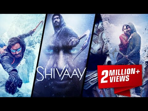Shivaay Hindi Full HD Movie Trailer Luanch...