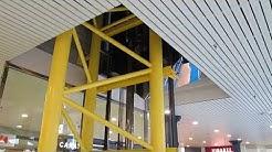 "Lift Falconi @ shopping center ""Serfontana"", Morbio Inferiore Switzerland"