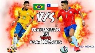 CHILE VS BRASIL EN VIVO!!
