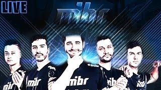 CS GO: Mibr vs. Renegades | Mibr vs. NRG | ESL Pro League & ECS (PT-BR)