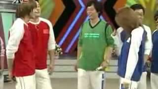 Xman Dangyunhaji   Micky vs Yoon Eun Hye