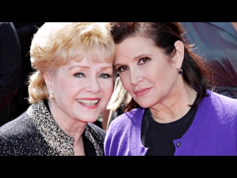 Debbie Reynolds & Carrie Fisher - The Slideshow Tribute