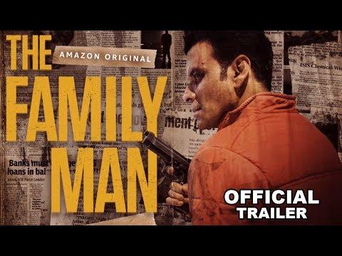 The Family Man - Official Trailer | Raj & DK | Manoj Bajpayee | New Amazon Original 2019