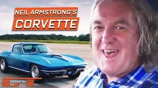 The Grand Tour: Neil Armstrong's Corvette