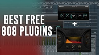 MOST UNDERRATED FREE PLUGINS FOR 808's