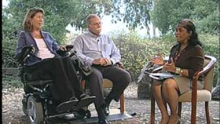 2010-11- Comcast Newsmakers, featuring Kay and Phil Thomas (Part 2)