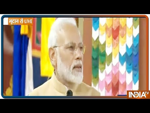 Who will not want a friend and neighbour like Bhutan, says PM Modi