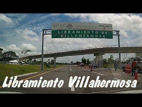 Nuevo, Libramiento, Villahermosa, Tabasco, 2017