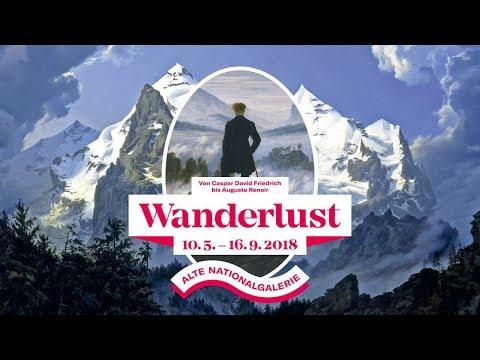 Wanderlust. Von Caspar David Friedrich bis Auguste Renoir | Teaser
