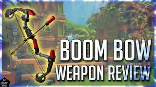 FORTNITE STW: BOOM BOW IN-DEPTH WEAPON REVIEW!