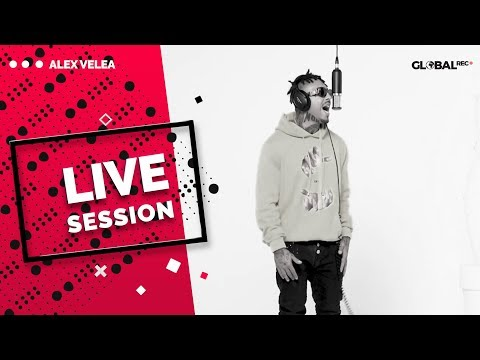 "Alex Velea - ""Minim Doi"" x Live Session ⚡️ GlobalREC"