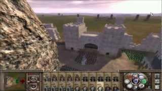 La défense de Minas Tirith Third Age Saga Partie 2# : L
