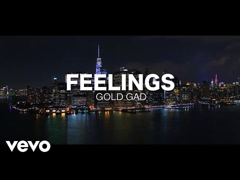 Gold Gad - Feelings [Official Music Video HD]
