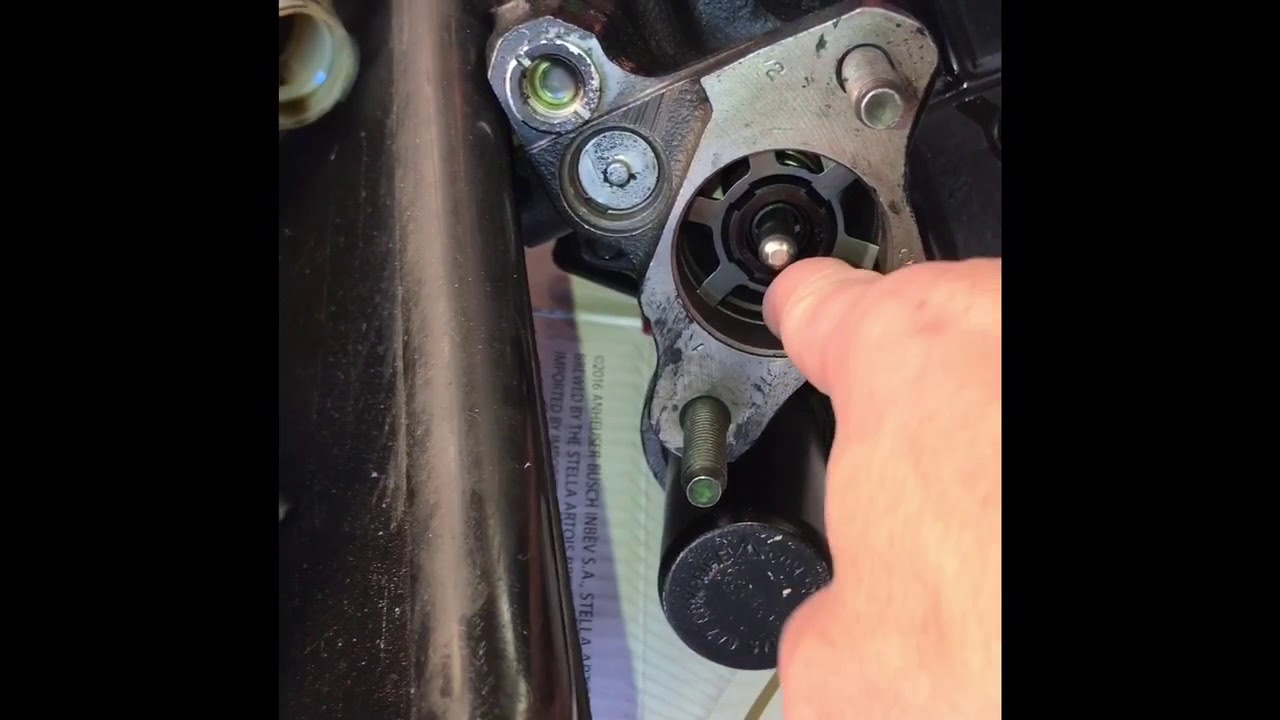 LB7/LLY/LBZ HYDROBOOSTER AND MASTER CYLINDER REMOVAL AND REPLACEMENT