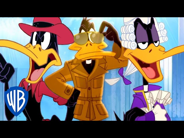 Looney Tunes en Latino | Daffy Disfrazado | WB Kids