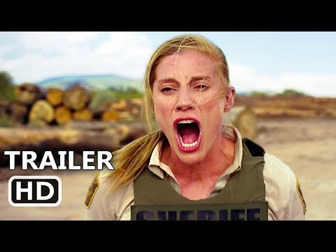LONGMIRE Final Season  2017 Katee Sackhoff, Netflix TV  HD