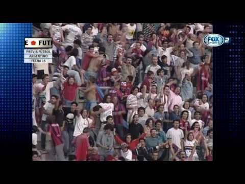 EMOCIONANTE! SAN LORENZO 1 BELGRANO 0 - gol de gallego gonzalez 1995