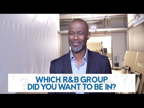 Brian McKnight: Questions to the Stage || STEVE HARVEY