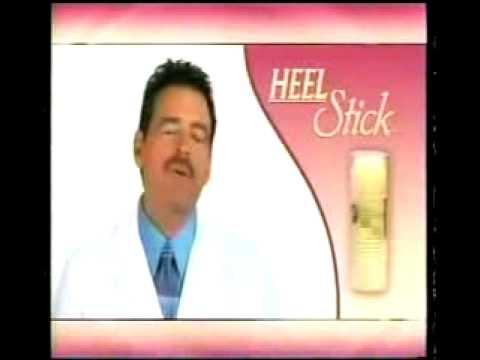 Heel Stick Commercial - YouTube