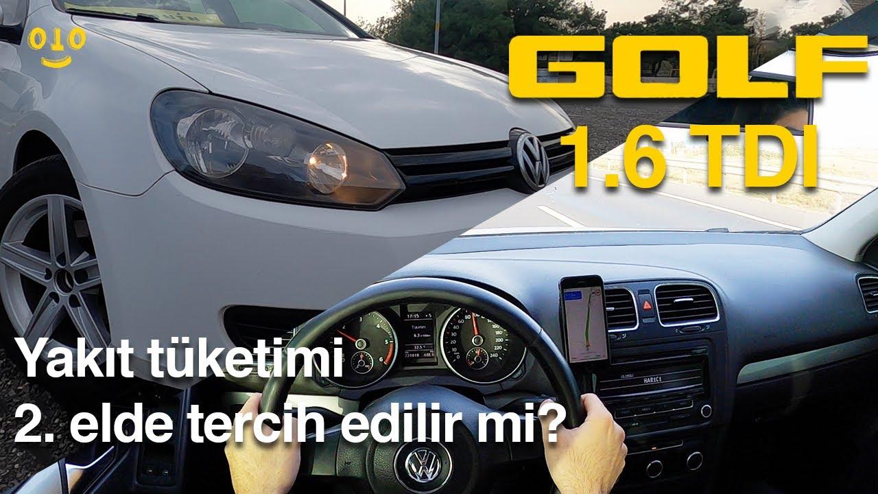 Volkswagen Golf 6 1.6TDI (2012) POV İnceleme
